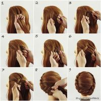 how to braid short hair step by step 60 easy step by step ...