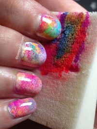 13 Fun Tie Dye Manicures For Free Spirits - Her Style Code
