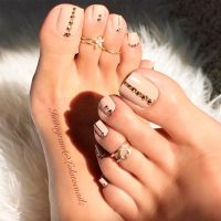 How to Get Your Feet Ready for Summer - 50 Adorable Toe ...