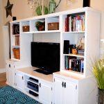 Media center free DIY plans on hertoolbelt.com