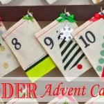 ladder advent calendar feature