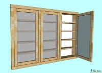 Recessed Medicine Cabinet Wood Door | Droughtrelief.org