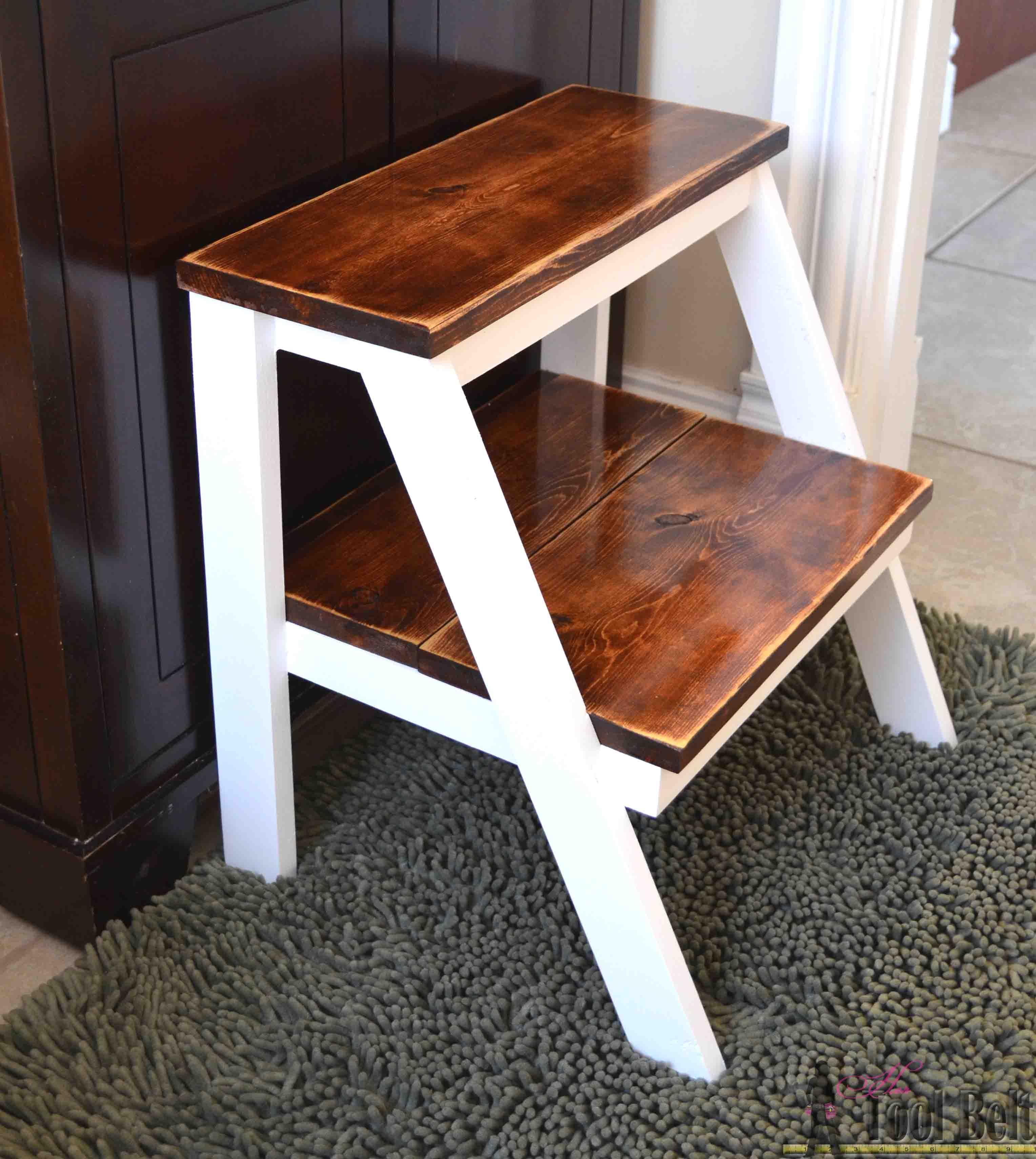 Fullsize Of Wood Step Stool
