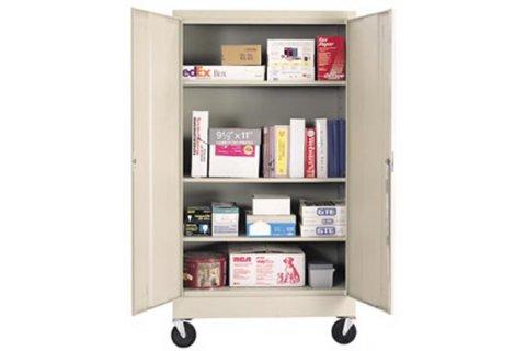 Mobile Steel Storage Cabinets Storage Cabinets