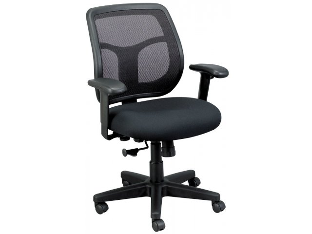 Apollo Mid Back Mesh Office Chair Apl 9400 Task Chairs