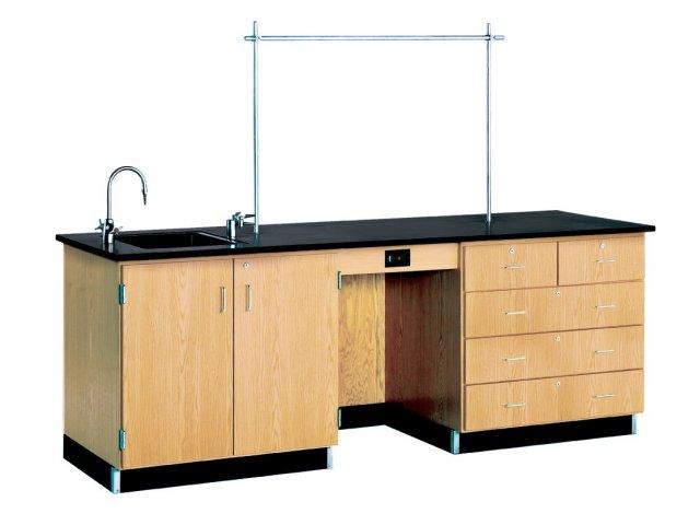 Science Lab 839 Instructor Desk 839 Science Lab Workstations