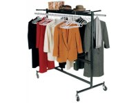 "Heavy Duty Portable Coat Rack 5'7"", Coat Hooks & Racks"