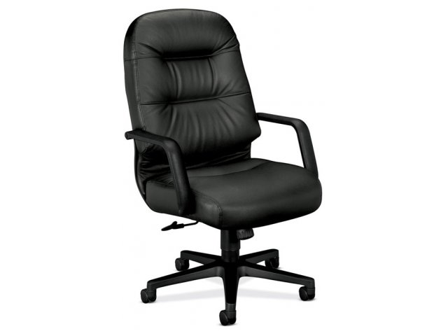 Hon Pillow Soft Pillow Soft Managerial Mid Back Chair