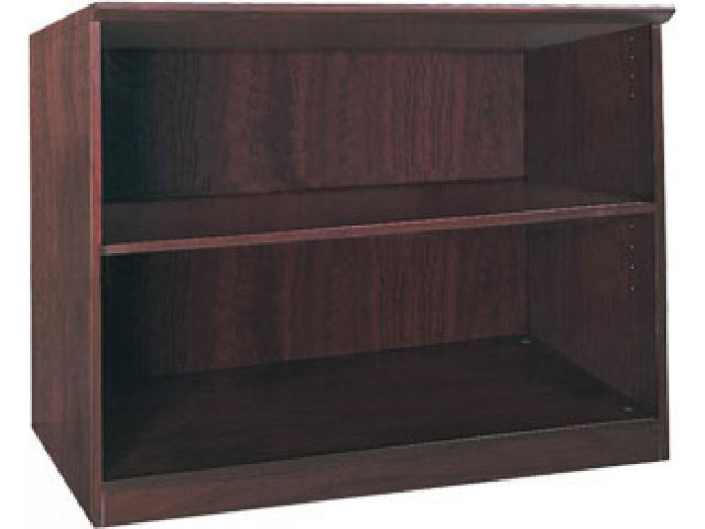 Corsica Napoli Bookcase With 1 Shelf 36quotwx295quoth Office
