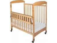 Serenity SafeReach Compact Crib ClearView w/ Mattress FND ...