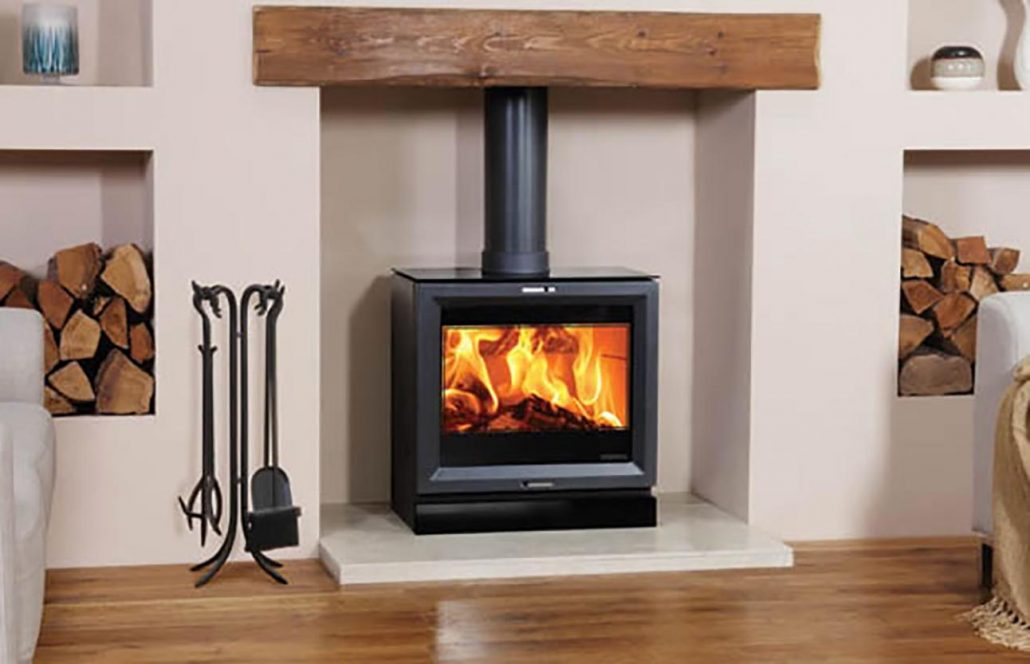 Wood burning Stove Supplied and Installed for 1200