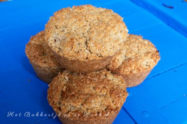 Foto: appel-kruimel koeken