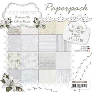 ADPP10008 - Amy Design - Paperpack - Brocante Christmas.indd