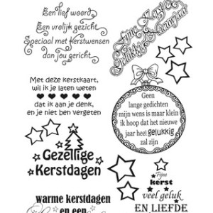YCCS10005 - TEXT Stamp -  Yvonne Creations - Cozy Christmas.indd