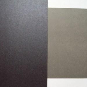 italy pearl A5 zwart-grijs