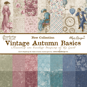 Vintage autumn basics