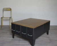 Fabriquer Une Table Basse Style Industriel. Awesome Pieds ...