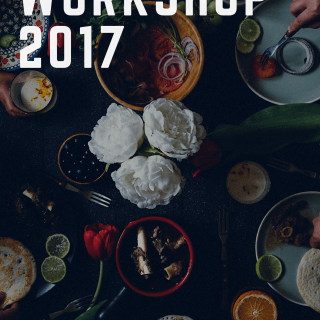 Food Photography & Styling workshop 2017