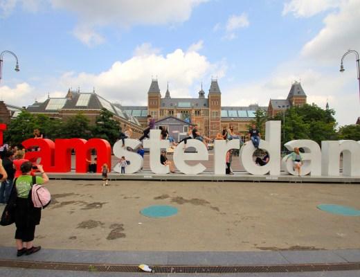 I Amsterdam, Netherlands