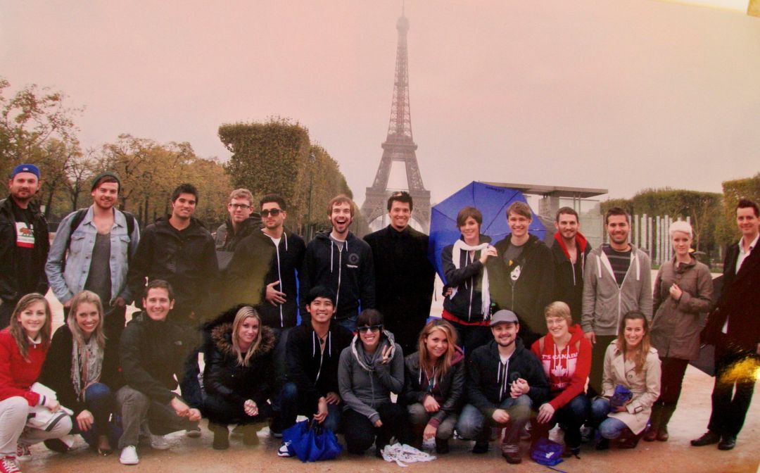 Our Group - The RoadTrip 2012