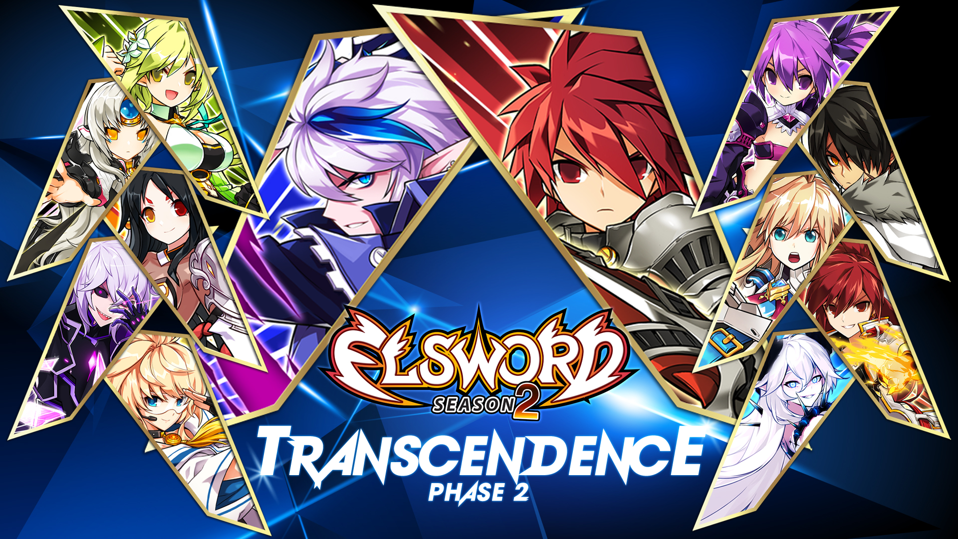 Pc Wallpaper Anime Hd Elsword Gets Phase 2 Of Transcendence Update Hey Poor Player