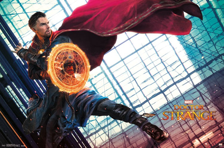 Thank You Wallpaper Animated Movie Review Doctor Strange Hey Poor Player
