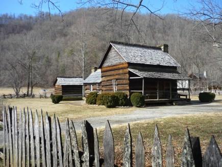 Oconaluftee Mountain Farm Museum