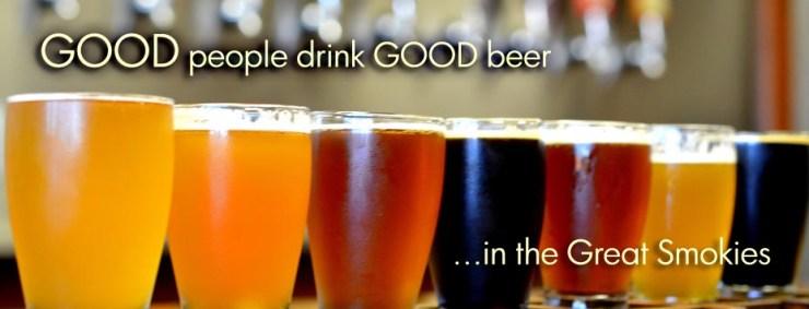 Smoky Mountain Breweries | HeySmokies Breweries