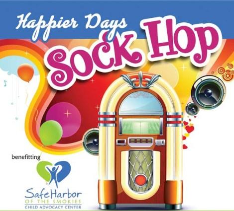 Safe Harbor Sock Hop February 11 at Park Vista in Gatlinburg
