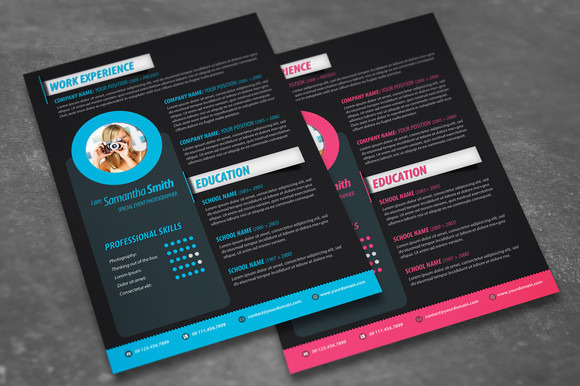 How to Make Your Resume Stand Out Using a Template - HeySuccess - stand out resume templates