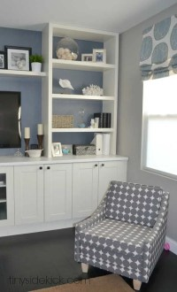 My Paint Colors: Greige with shades of blue