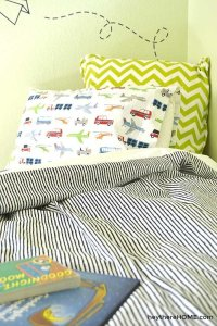 How to Make a Twin Duvet Cover