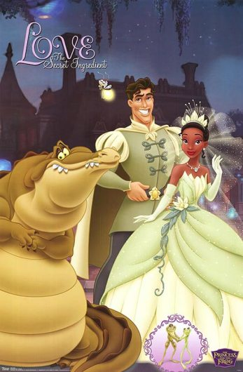 Disney Releases More Princess and the Frog Posters