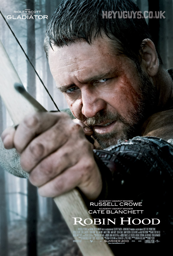 Robin Hood 1Sht Poster First Posters for Robin Hood Released
