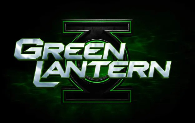 Green Lantern Official Green Lantern Logo