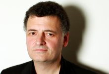Stephen Moffat 001 220x150 Exclusive Steven Moffat Interview
