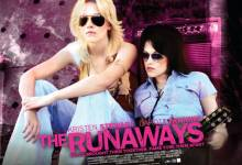 The Runaways Poster 220x150 New UK Trailer and Poster for The Runaways