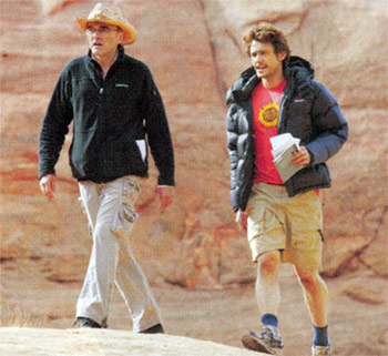127 hours 2 First Look at Danny Boyle's 127 Hours