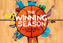 The Winning Season Poster 220x150 Trailer For The Winning Season Starring Sam Rockwell, Emma Roberts and Rob Corddry