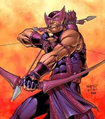 Hawkeye Jeremy Renner Talks Purple Spandex