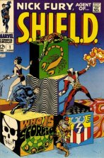 shield 198x300 What Are Marvel's Post Avengers Plans?