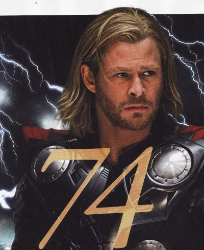 A New Batch of Images from Thor