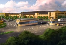Leaveden Concept Art 220x150 Warner Bros. to Purchase and Refurbish Leavesden Studios for £100m