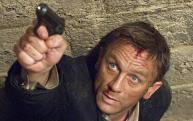 Daniel Craig James Bond Quantum James Bond 23 Gets a Title   Red Sky at Night?