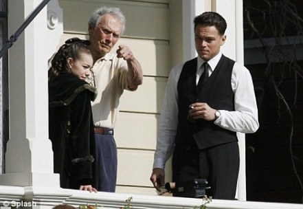 First Look at Leo DiCaprio and Judi Dench in Eastwoods J. Edgar