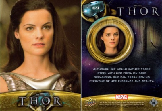 sif thor More Thor! TV Spot and New Character Pic