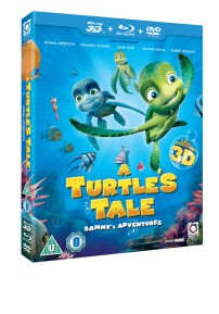 A Turtles Tale Doubleplay Packshot 420x600 Win A Turtles Tale on Double Play