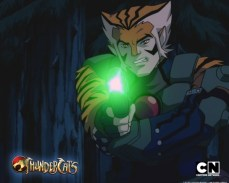 New Cartoon Network ThunderCats Footage and Images