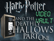 video vault potter hallows prt 1 Hogwarts Revisited   Harry Potter and the Deathly Hallows: Part I