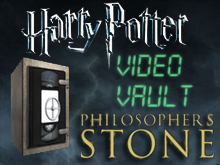 video vault potter philosophers stone Hogwarts Revisited   Harry Potter and the Philosophers Stone